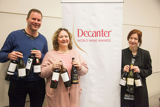 Dwwa Seminar At Vancouver International Wine Festival photo