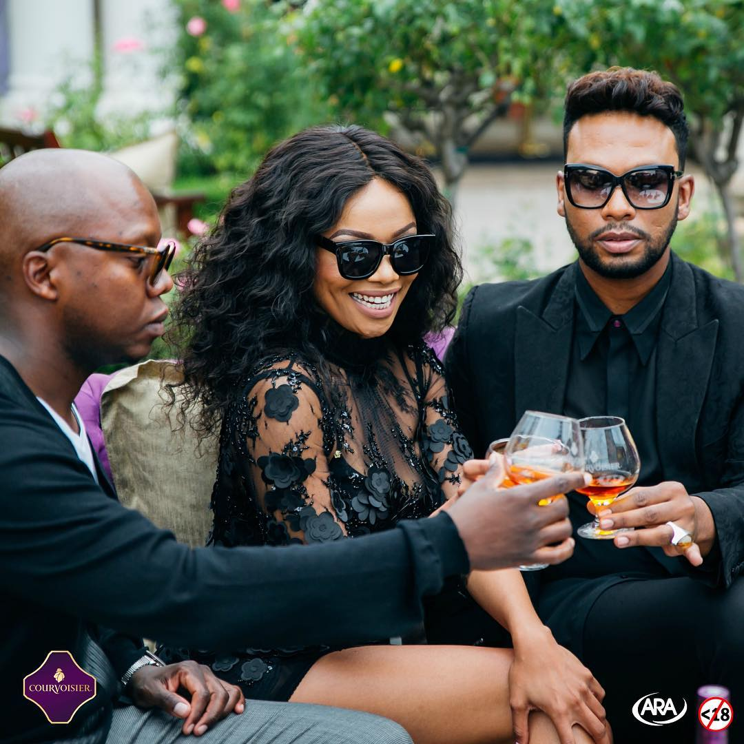 Sa Celebs Love Endorsing Alcohol Brands photo