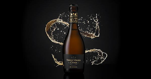 De Grendel brings style to the table with their new Three Spades Cider photo