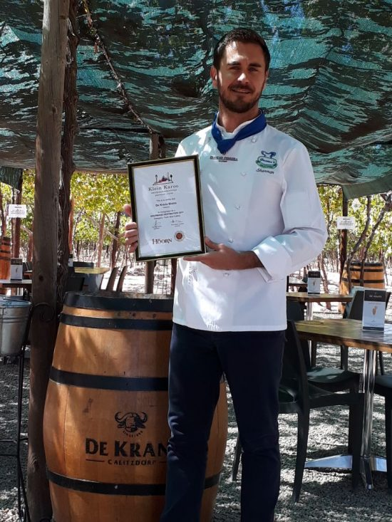 De Krans Bistro and Deli picks up another award photo
