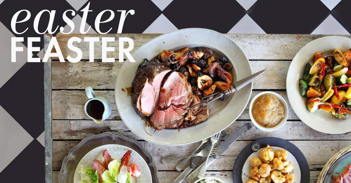 Plan Your Easter Feast: Easter Recipe Round-up photo