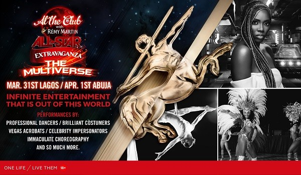 Experience The Multiverse With 'at The Club With Remy Martin All Star Extravaganza' photo