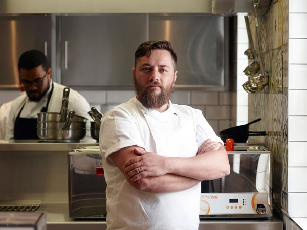 Eric Bulpitt To Take Over As Head Chef At Pierneef à La Motte photo