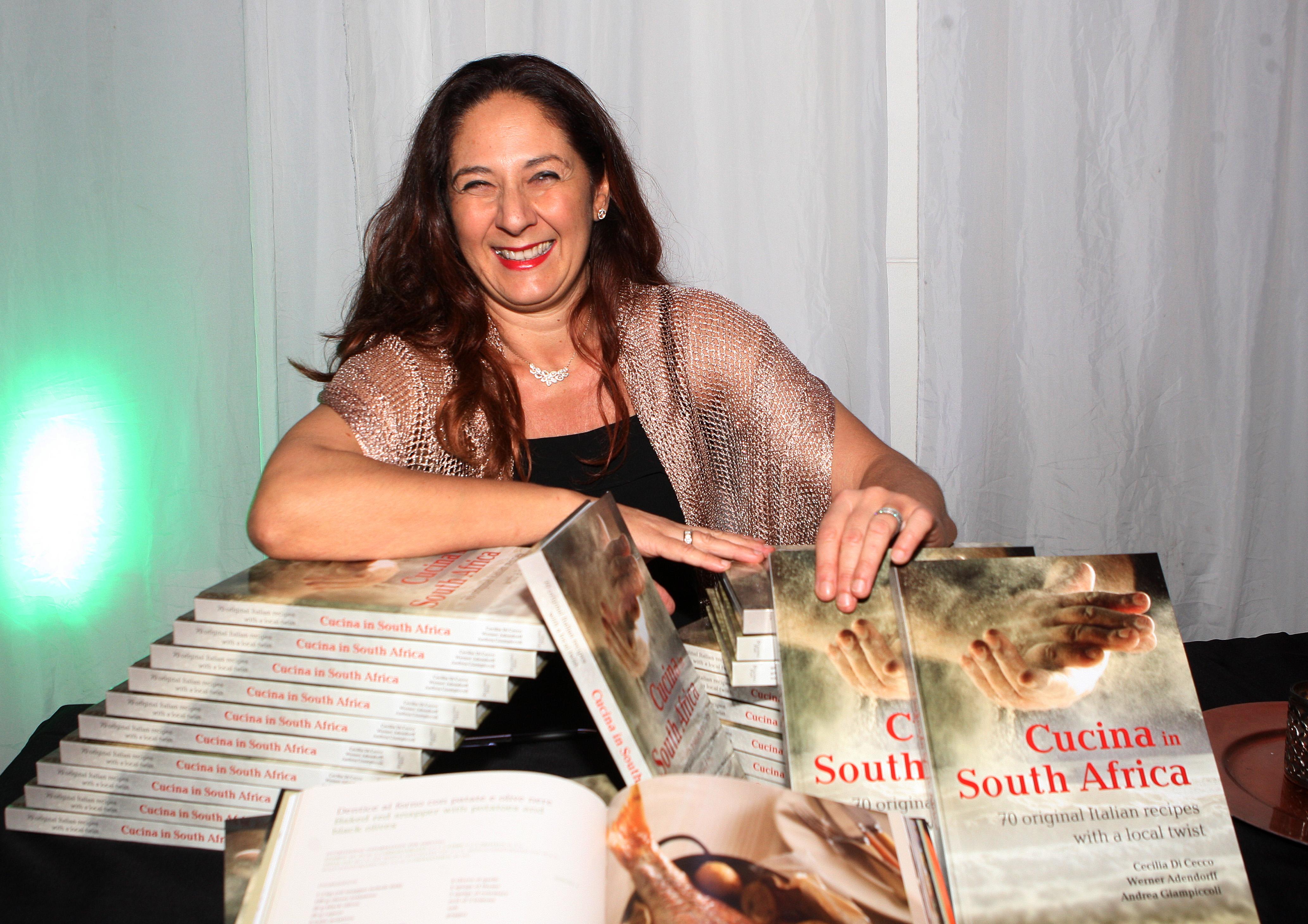 Chef Cecilia Di Cecco Launches A Cookbook photo
