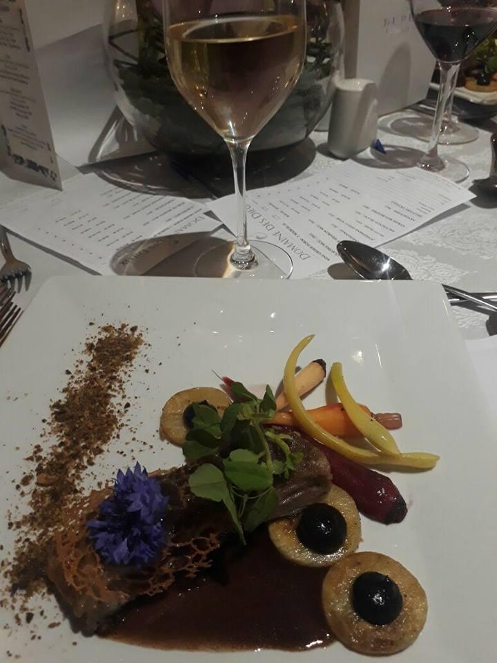 Durban Country Club Food & Wine Pairing photo