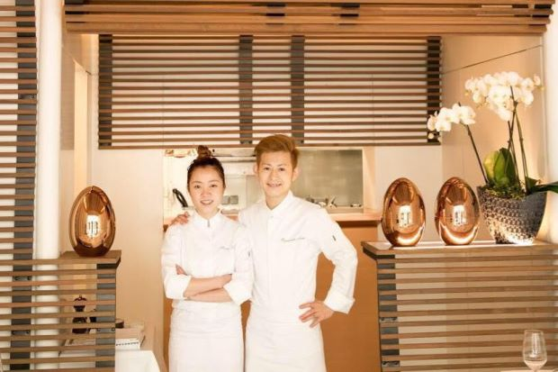 Malaysian Chef Wins Michelin Star For New Restaurant In Paris, photo
