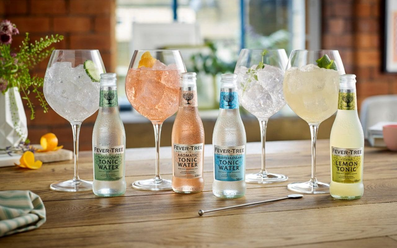 Fever-tree Brushes Off Schweppes Push As Profits Fizz photo