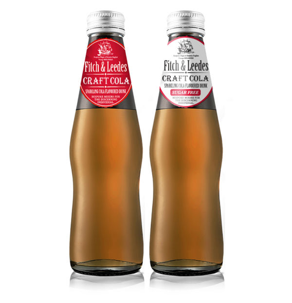 New Fitch & Leedes Craft Cola sets the stage for premium spirits photo