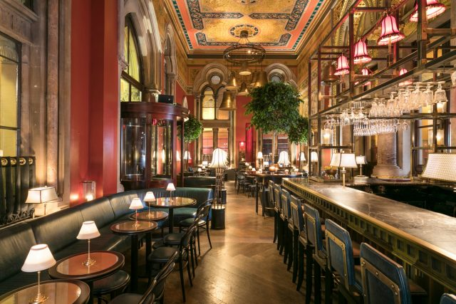 Chef Marcus Wareing Opens London Cocktail Bar photo