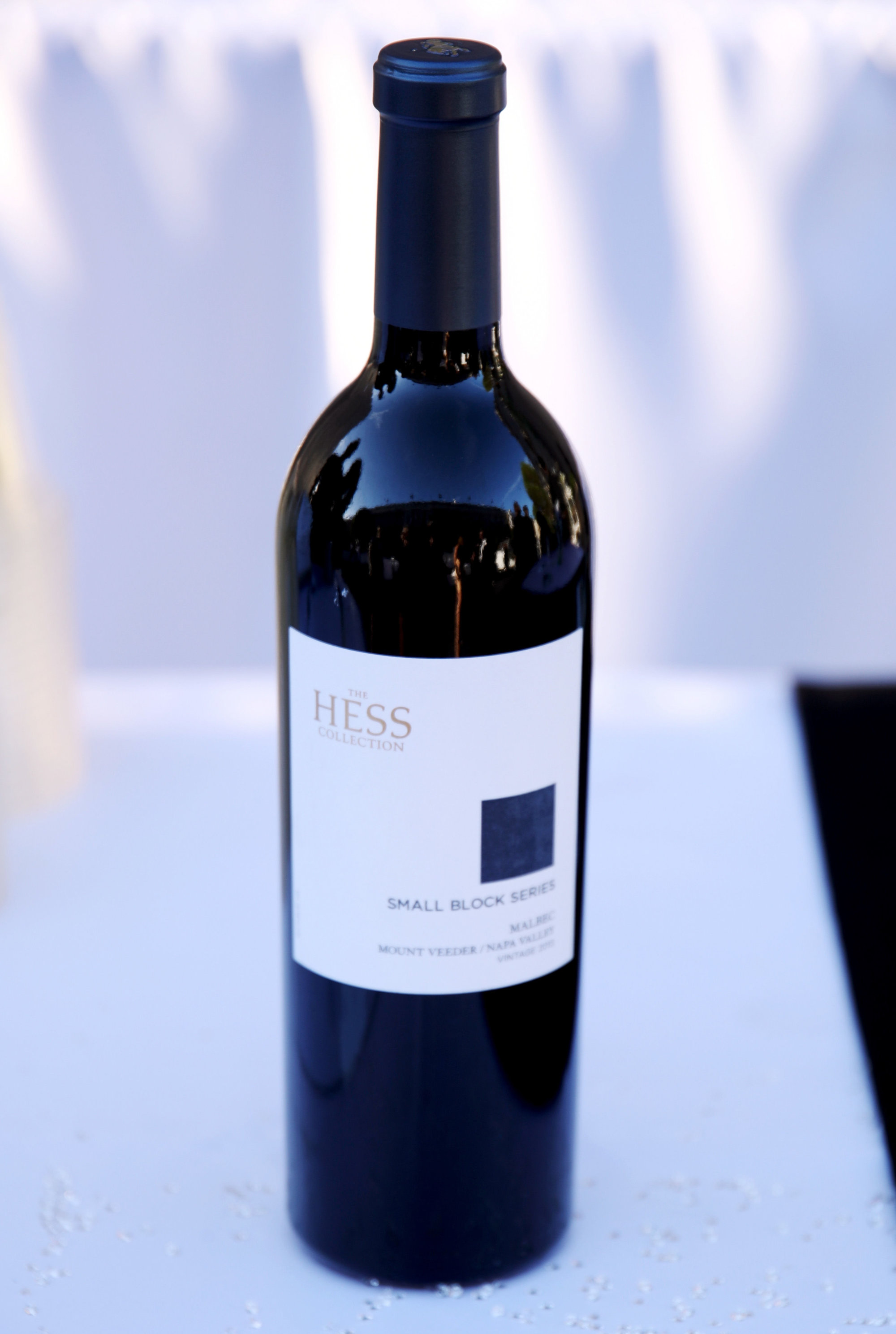 Wine Of The Week: Say 'yes' To Hess photo