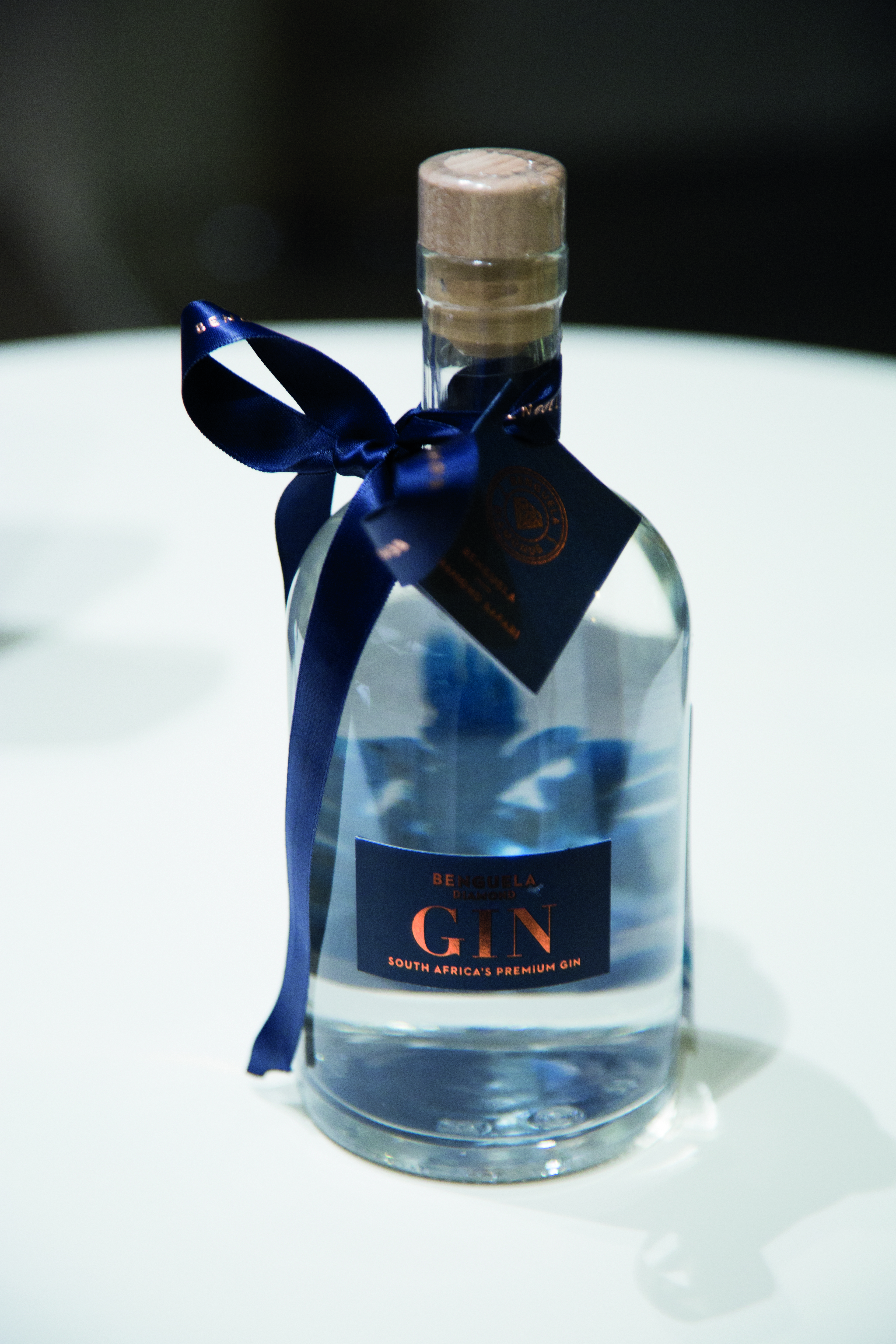 Diamonds And West Coast Revealed As Inspo Behind Gin photo