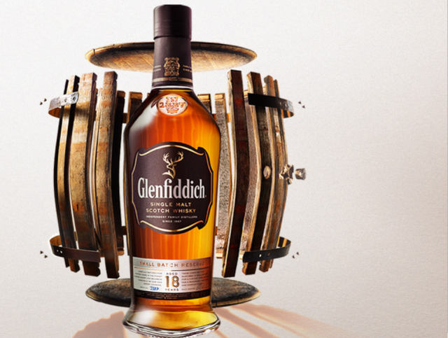 Glenfiddich Releases Limited R3,500 Single Malt Aged In Icewine Barrels photo