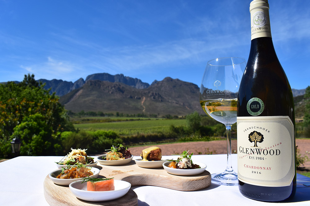 Reawaken Your Senses With Glenwood's Fine Wine And Food Experience photo