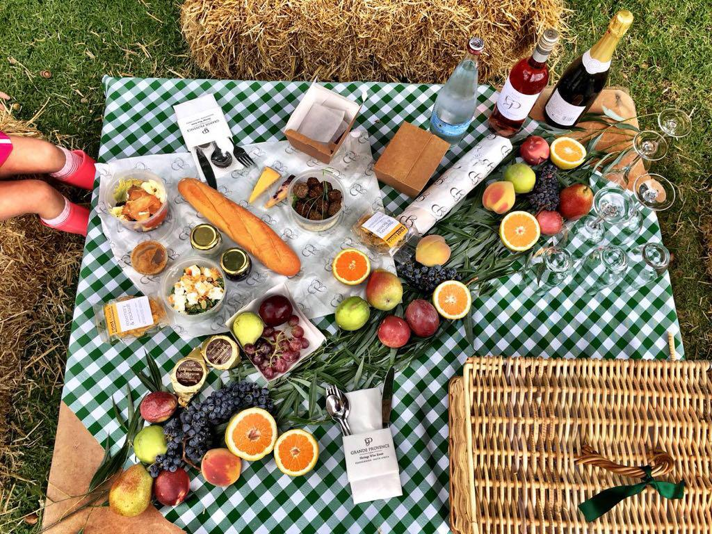 Easter Picnic At Grande Provence In Franschhoek photo