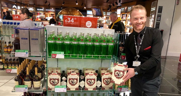 Hendrick's Excels With Valentine's Day Travel-retail Campaign photo