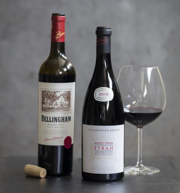 Bellingham Wines takes Gold at Mundus Vini for Shiraz photo