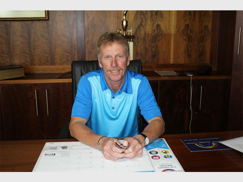 The New Principal With A Plan For Bergvlam photo