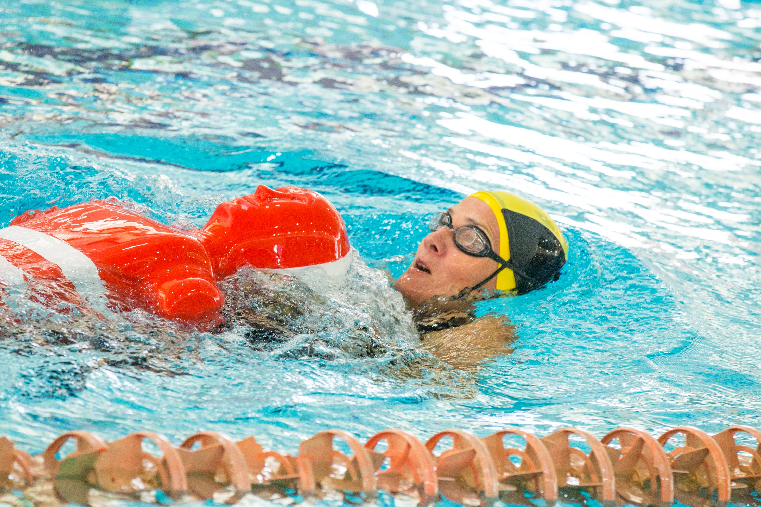 Victorious Family Affair At National Lifesaving Champs photo