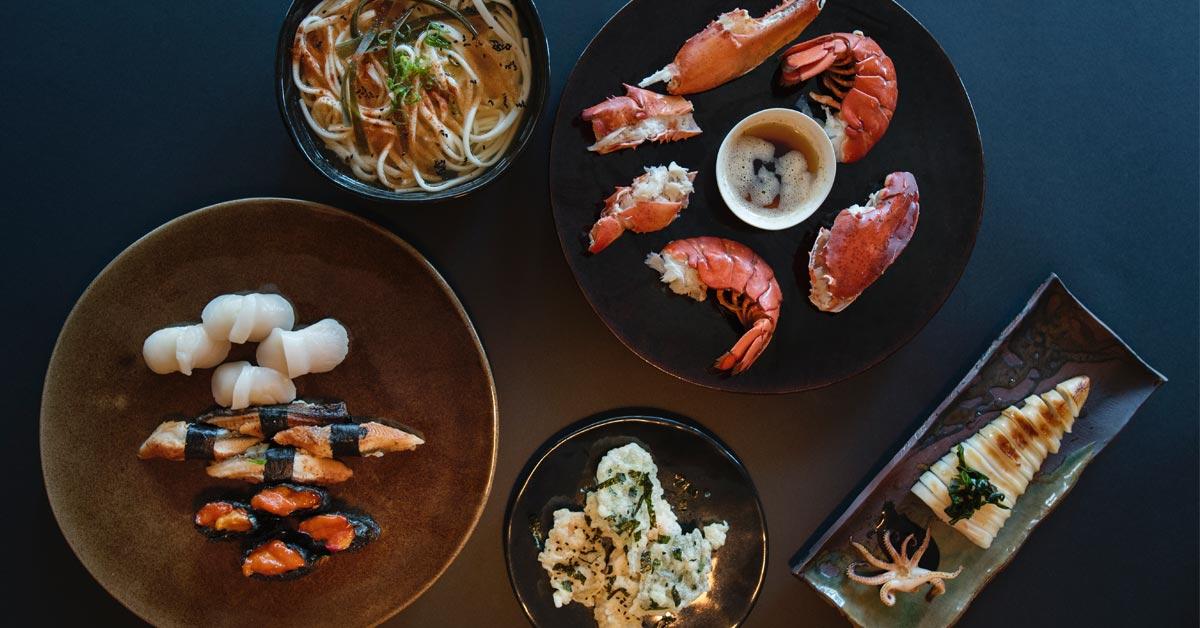 New Seafood Tasting Menu At Kyoto Garden photo
