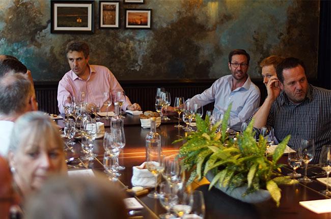 London Burgundy Week Returns photo