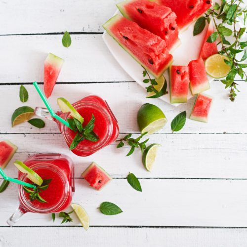 The Easiest Frozen Watermelon Daiquiri You`ll Ever Make photo