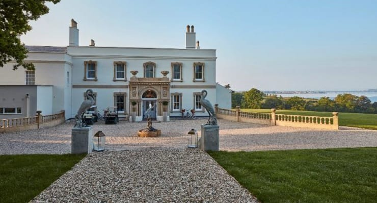Michelin-starred Lympstone Manor To Plant A Vineyard photo