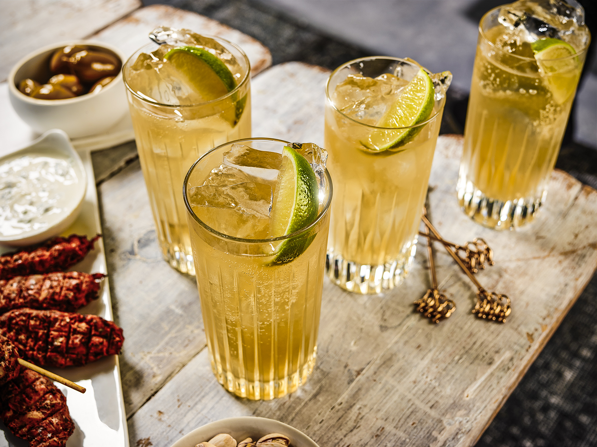 Dive Into Ginger And Lime Paradise With A Mamie Taylor Cocktail photo