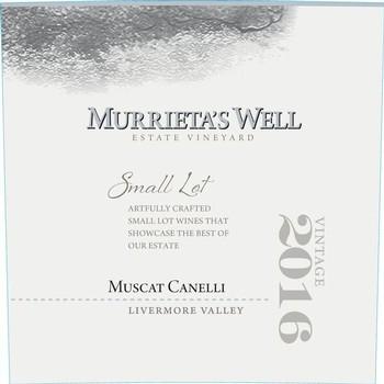 "Murrieta's Well ""small Lot"" Muscat Canelli photo"