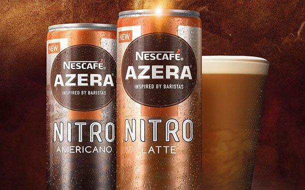 Nestlé Unveils New Nescafé Range In Nitrogen-infused Cans photo