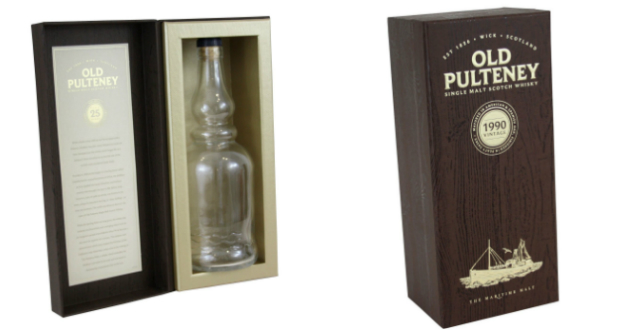 Pollard Uses Wood Effect For Distinctive Whisky Boxes photo
