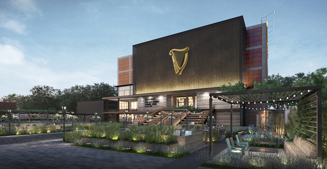 Inside New Guinness Brewery's Test Taproom photo