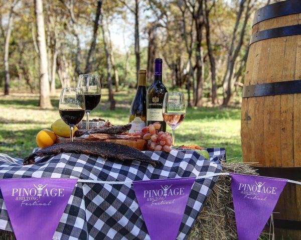 Celebrate Two South African Icons at the 2018 Pinotage and Biltong Festival photo