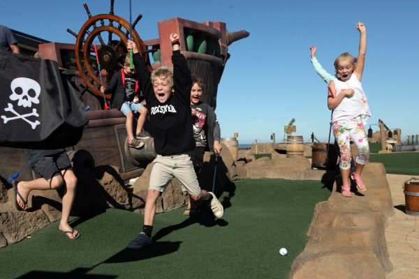 Adventure Pirate Golf Opens at Benguela Cove Lagoon Estate photo