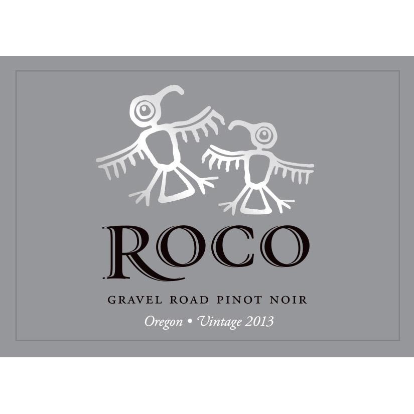 "Rocco ""gravel Road"" Pinot Noir photo"