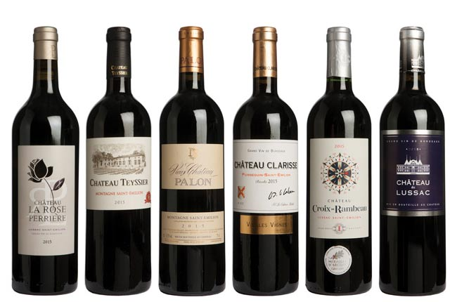 St-emilion Satellites 2015: Panel Tasting Results photo
