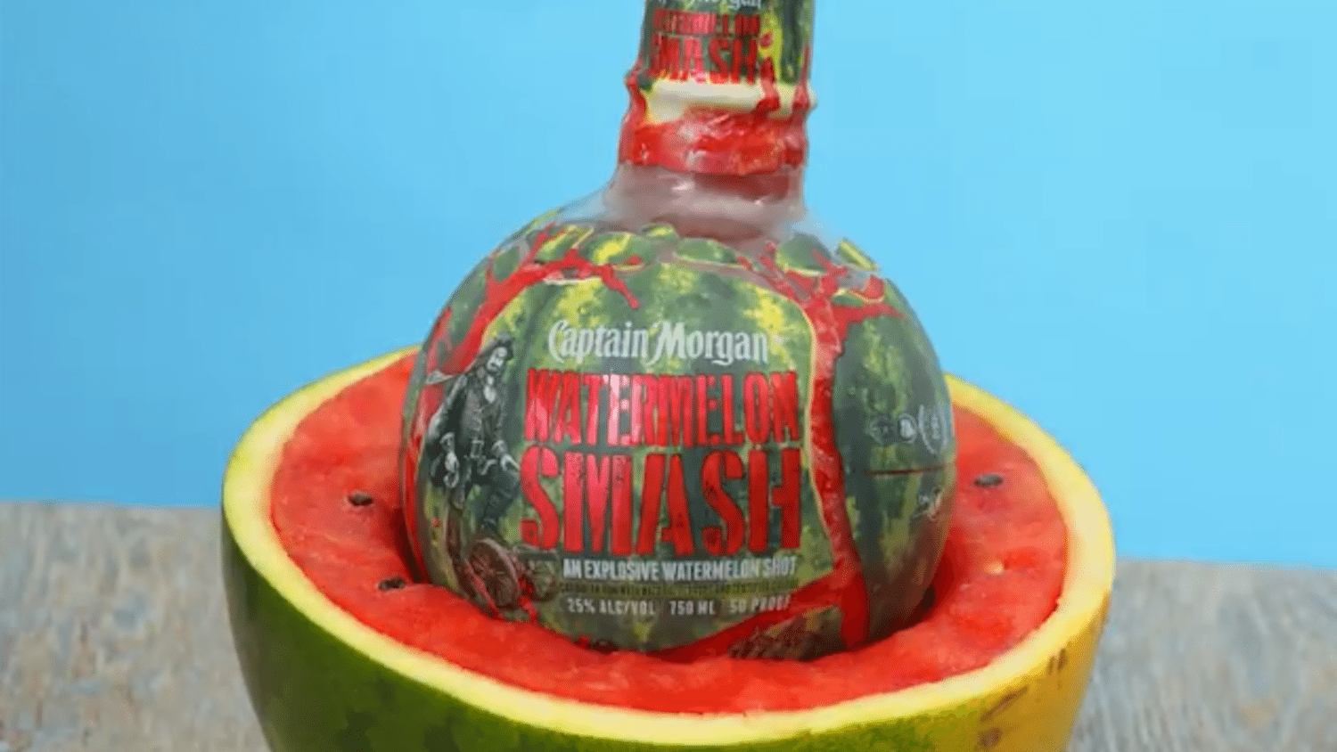 Captain Morgan Watermelon Smash Is Here For Summer photo