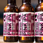Brewdog's pink 'beer for girls' criticised as marketing stunt photo