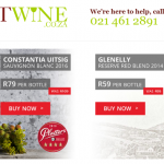 Great value wines for Easter at GETWINE photo
