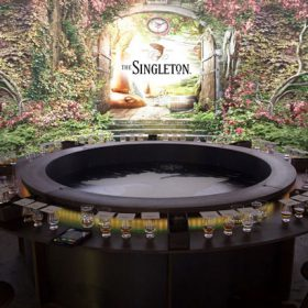 Diageo Highlights The Singleton Scotch In Hk photo