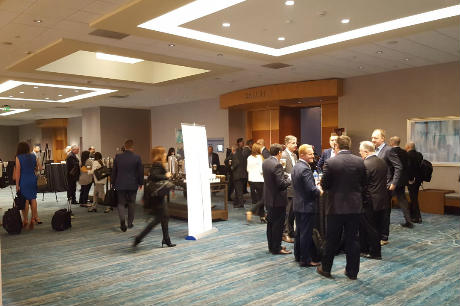 Circa 440 Buyers Attend First Df&tr Summit Of Americas photo