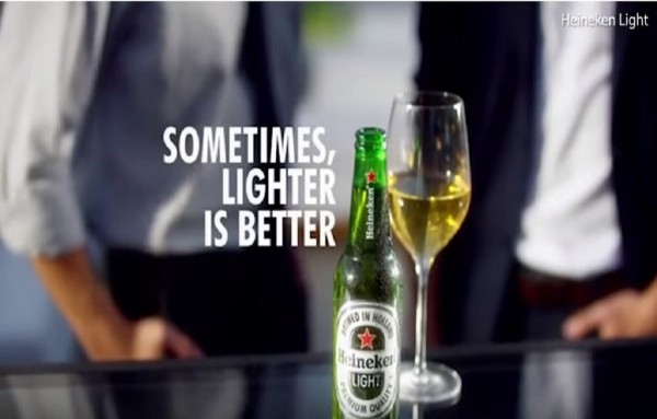 Watch: Heineken Gets Backlash For Racist 'lighter Is Better' Ad photo