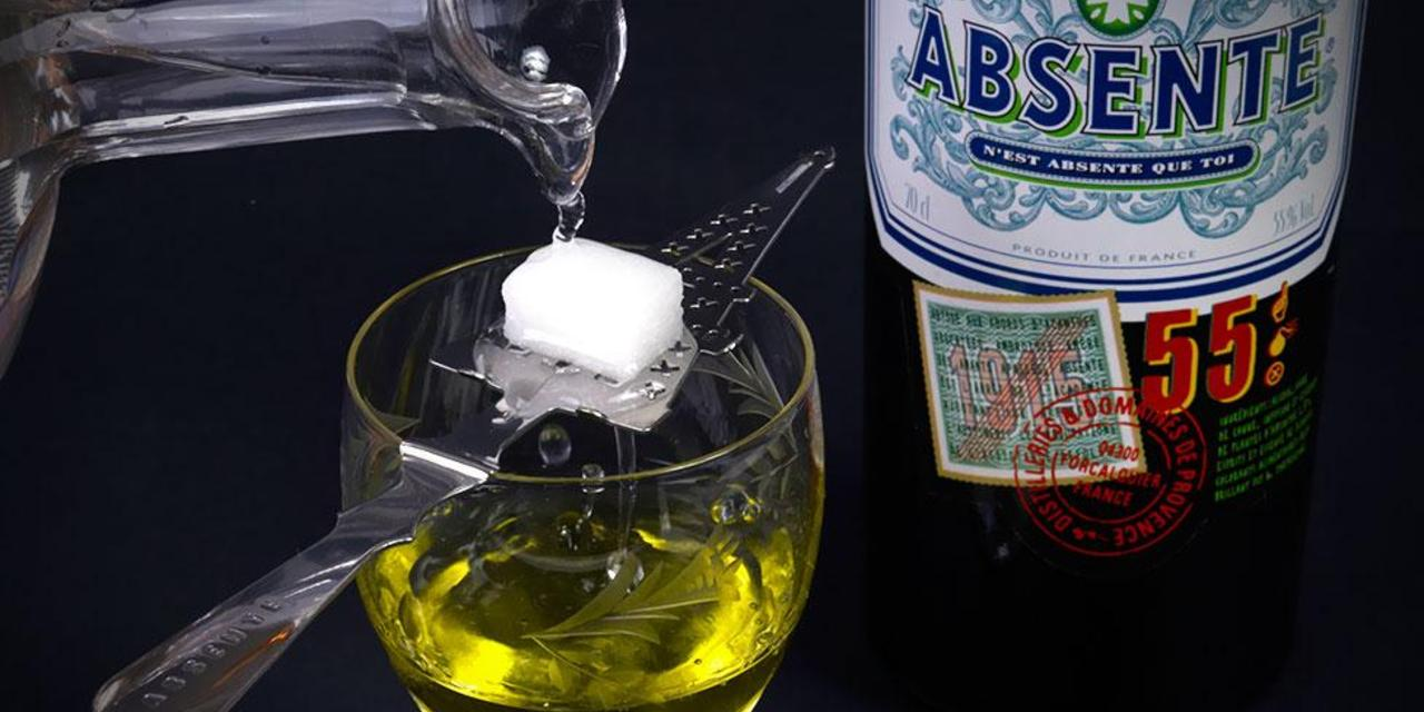 The History of Absinthe photo