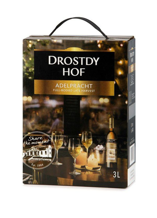 Drostdy Hof reports 34% growth in sales for bag-in-box wine photo