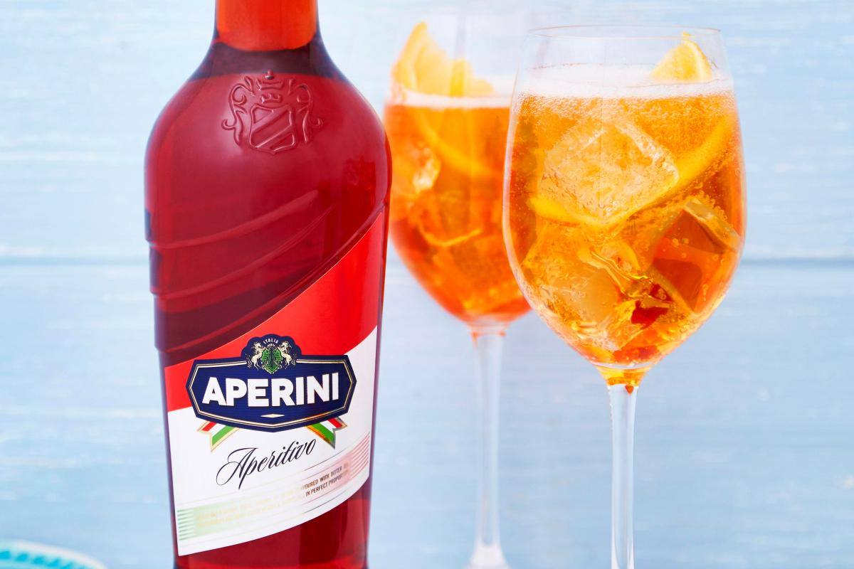 Aldi Launches Its Own Aperol photo