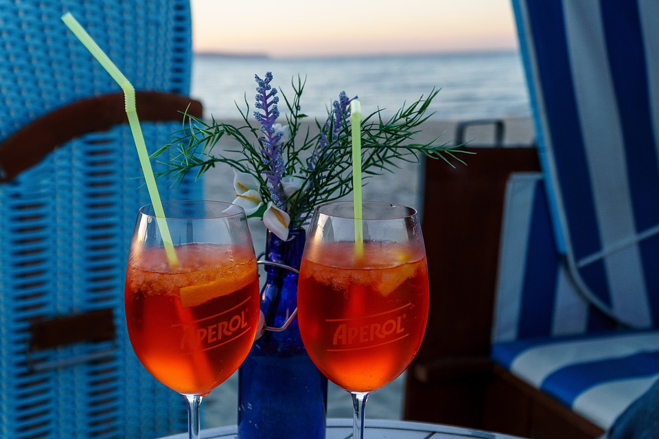 aperol 2518817 960 720 The History of Aperol Spritz and How It Became the Worlds Favourite Cocktail
