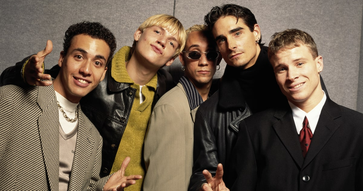 The Backstreet Boys Are Back …. With a Tequila Project photo