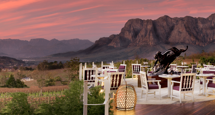 Top South African Winery Restaurants with Spectacular Views photo
