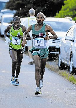 Border Runners Off To Two Oceans photo
