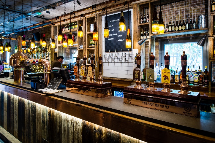 Brewhouse & Kitchen Celebrates Two Publican Awards ? Beer Today photo
