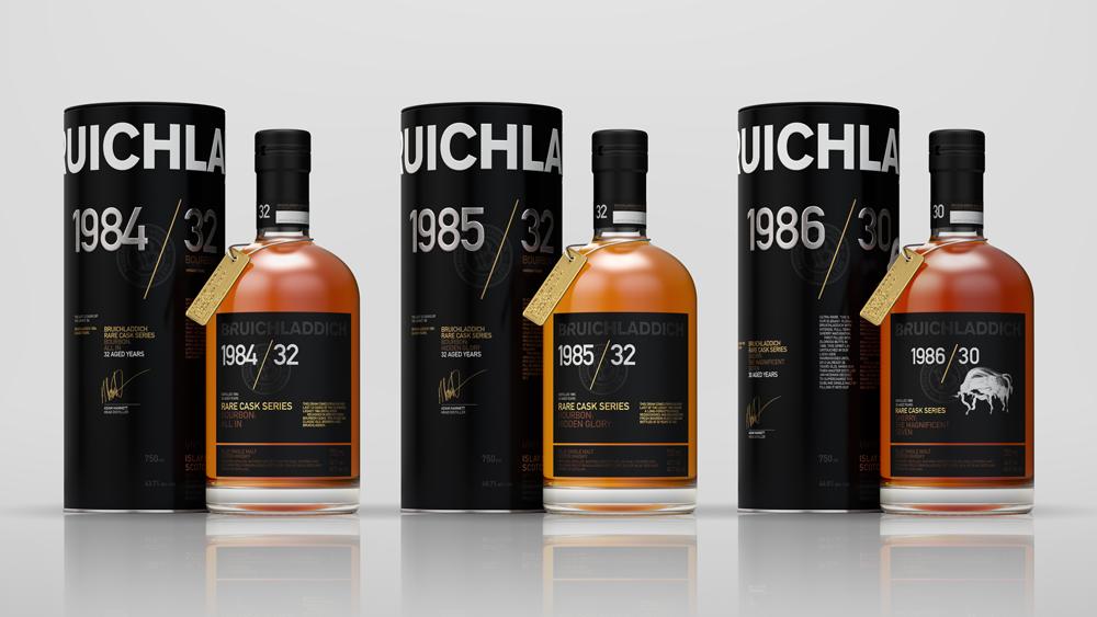 Six Essential Bruichladdich Whiskies photo